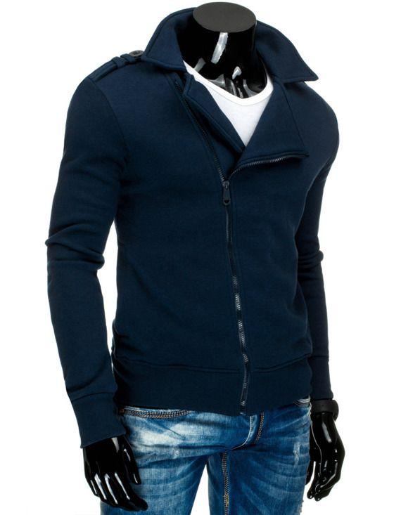 5d0001995b09e Bluza młodzieżowa męska powinna być przede wszystkim komfortowa. Jest to  element garderoby, który daje wiele możliwości stylizacyjnych.